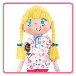 My Friend Huggles Mia Doll