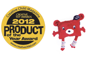 Creative Toy Awards 2012 Product of the Year Award – My Friend Huggles DoDo Blankets