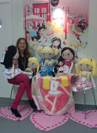 My Friend Huggles will be at The 2012 International Toy Fair in Nürnberg, Germany.