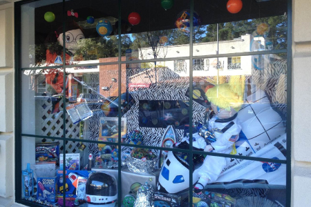 My Friend Huggles' Fabulous Toy Retailers: California's Sweet Dreams