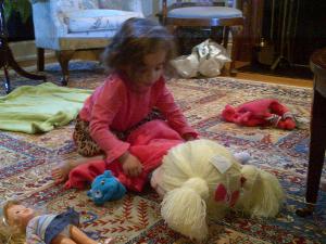 My Friend Huggles Sofia doll
