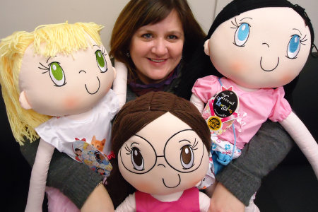 My Friend Huggles supports Make-a-Wish Atlantic Provinces' Granting Wishes On-Line Auction
