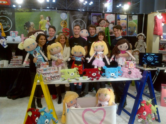 Tradeshow Reflections - My Friend Huggles at the 2013 New York Toy Fair-4