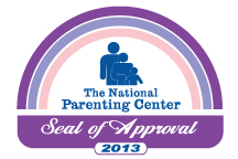 National Parenting Center's Seal of Approval Logo