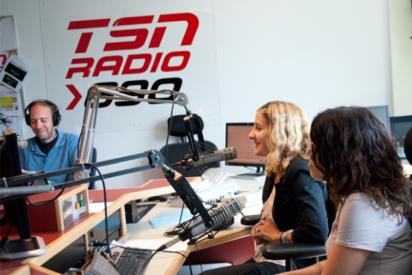 My Friend Huggles went live on TSN Radio 990 to talk about their Campaign of Hope inspired by a 5 year-old boy with Acute Lymphoblastic Leukemia-p