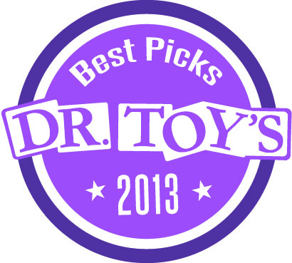 Best Picks Dr. Toys 2013 Logo